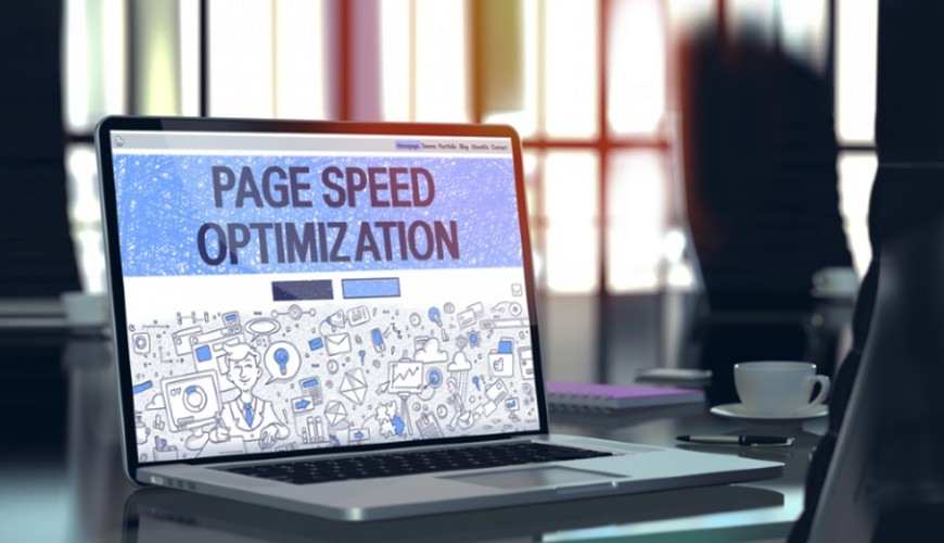 Use On Page Optimization To Speed Up A Sluggish Site