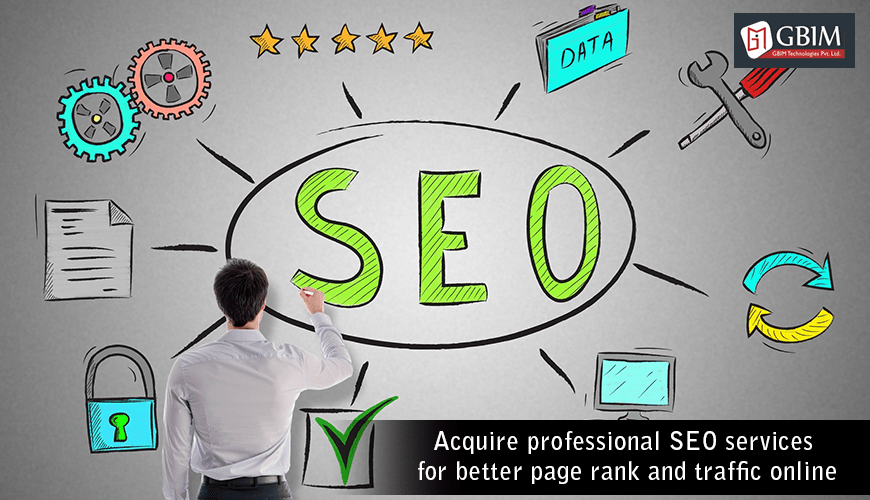 Acquire Professional SEO Services For Better Page Rank And Traffic Online