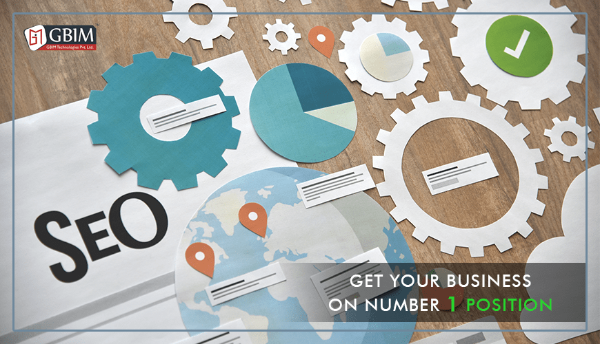 Get your Business on number 1 Position