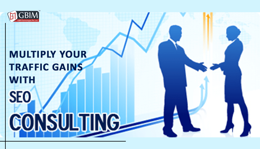 Multiply Your Traffic Gains With An SEO Consultant
