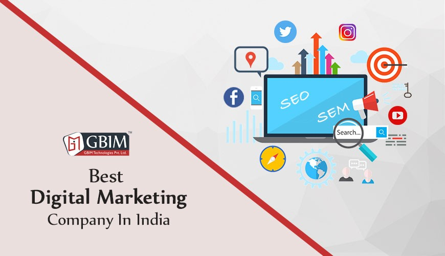 Finding the Best Digital Marketing Company in India