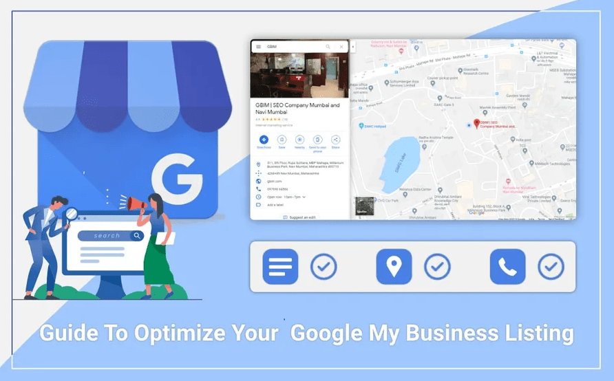 Complete Guide to Optimize Your Google My Business Listing