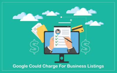 Google Could Charge For Business Listings