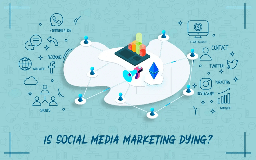 Is Social Media Marketing Dying?