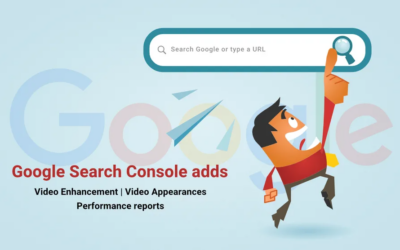Google Search Console Adds Video Enhancement, Video Appearances Performance Reports