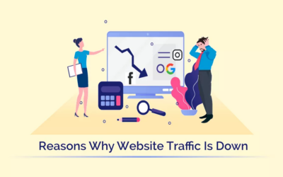 Reasons Why Website Traffic Is Down