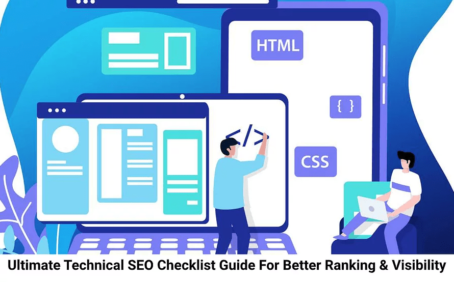 Ultimate Technical SEO Checklist Guide For Better Ranking And Visibility