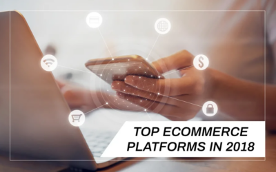 List of Top 6 E-Commerce Platforms In 2018.