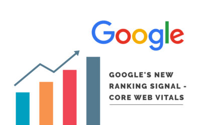 Google's New Ranking Signal – Core Web Vitals