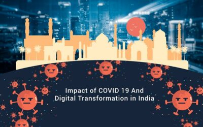 Impact Of COVID 19 And Digital Transformation in India