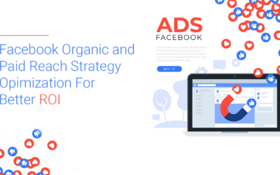 Facebook Organic and Paid Reach Strategy Opimization For Better ROI